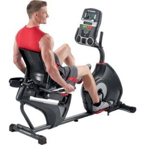 Riding recumbent Bike is Good Workout